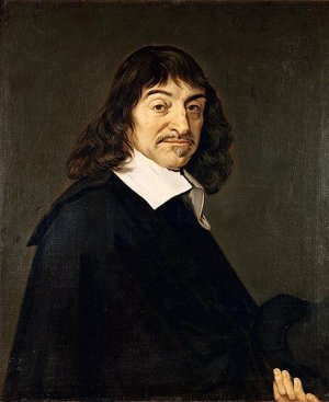 Portait de René Descartes